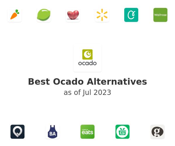 Best Ocado Alternatives