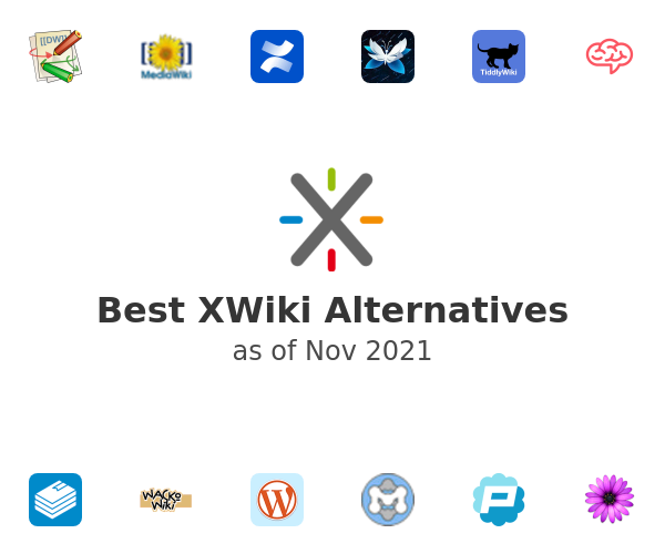Best XWiki Alternatives