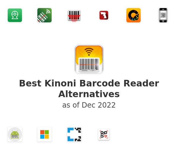 Best Kinoni Barcode Reader Alternatives