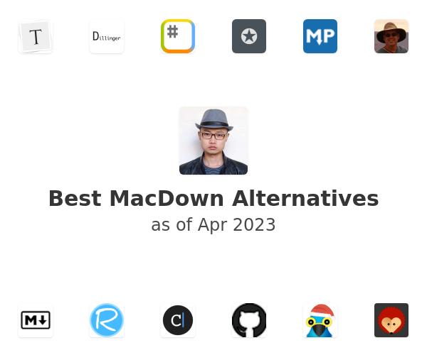 Best MacDown Alternatives