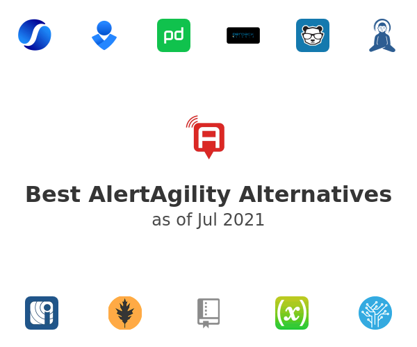 Best AlertAgility Alternatives