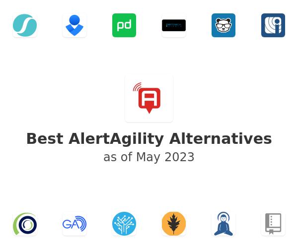 Best AlertAgility Alternatives