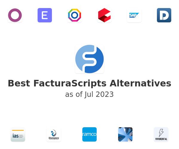 Best FacturaScripts Alternatives