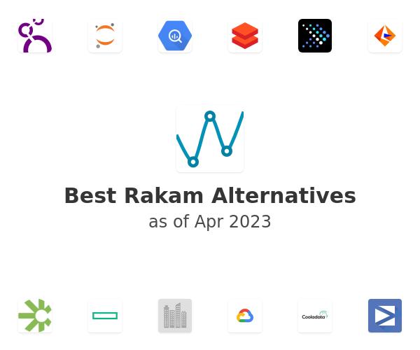 Best Rakam Alternatives