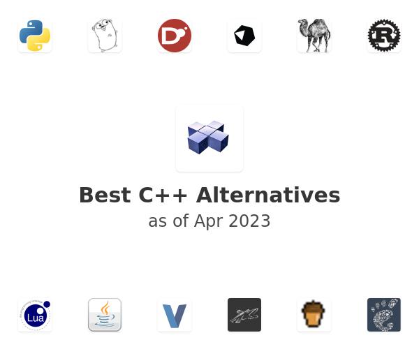 Best C++ Alternatives
