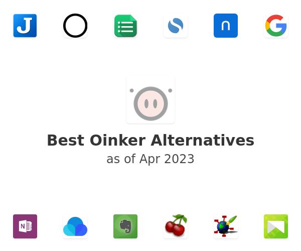 Best Oinker Alternatives