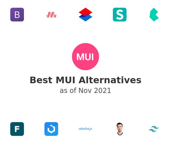 Best MUI Alternatives