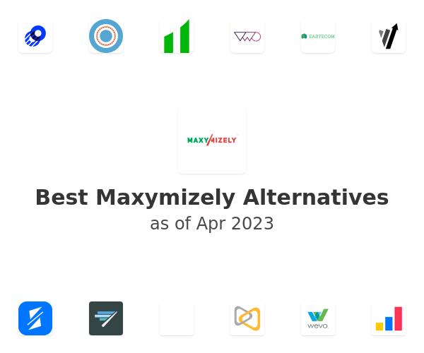 Best Maxymizely Alternatives