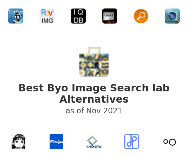 Best Byo Image Search lab Alternatives