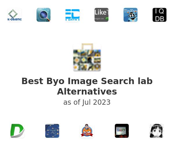 Best Byo Image Search lab Alternatives