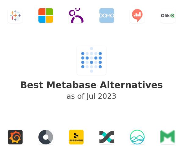 Best Metabase Alternatives