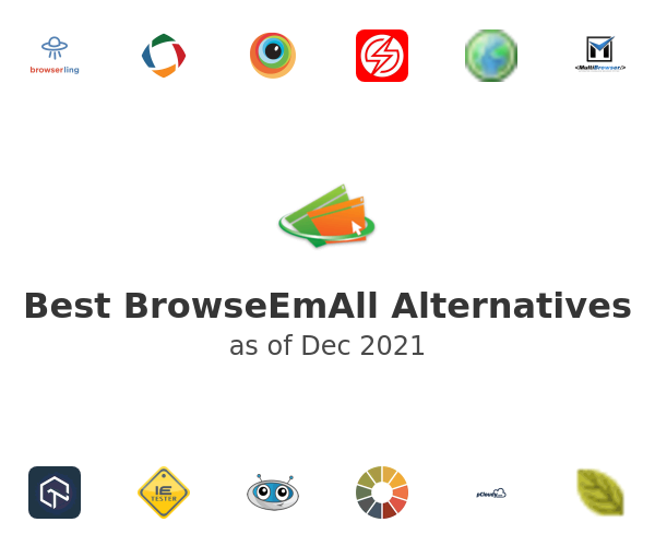 Best BrowseEmAll Alternatives