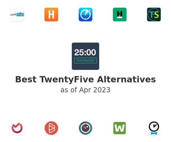 Best TwentyFive Alternatives
