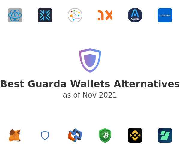 Best Guarda Wallets Alternatives