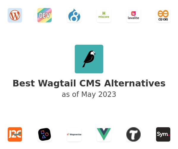 Best Wagtail CMS Alternatives