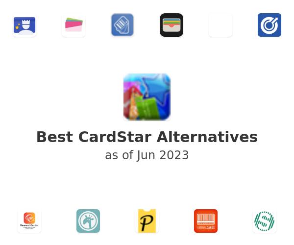 Best CardStar Alternatives