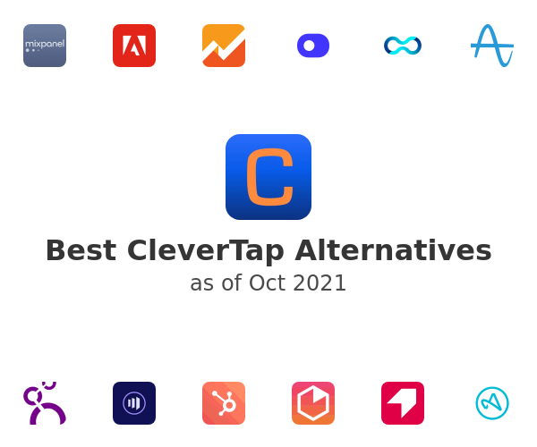 Best CleverTap Alternatives
