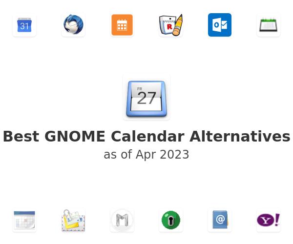 Best GNOME Calendar Alternatives