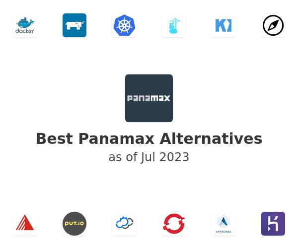 Best Panamax Alternatives