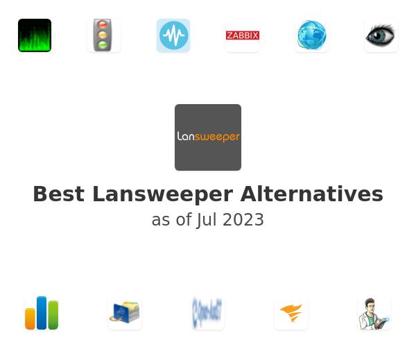 Best Lansweeper Network Inventory Alternatives