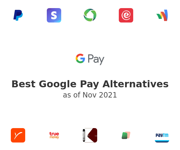 Best Google Pay Alternatives