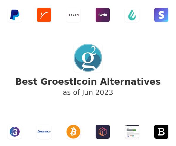 Best Groestlcoin Alternatives