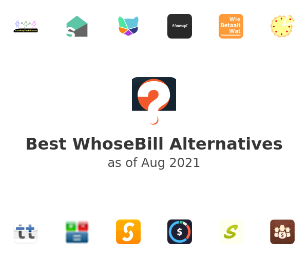 Best WhoseBill Alternatives