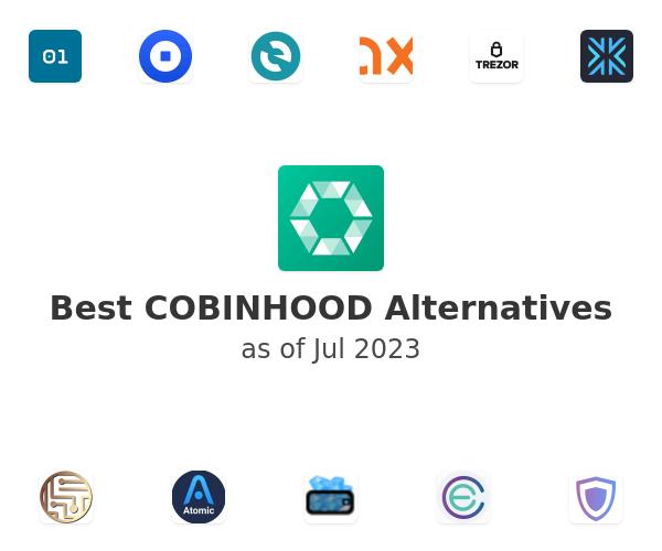 Best COBINHOOD Alternatives