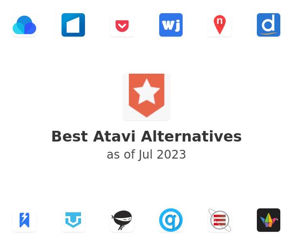 Best Atavi Alternatives
