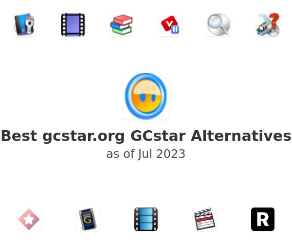 Best GCstar Alternatives