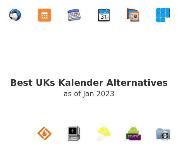 Best UKs Kalender Alternatives