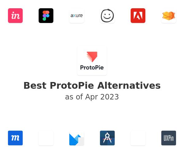 Best ProtoPie Alternatives