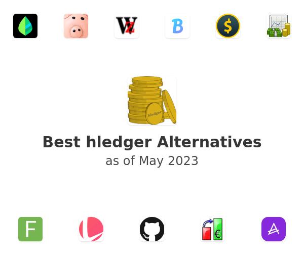 Best hledger Alternatives