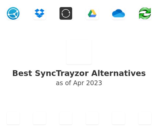Best SyncTrayzor Alternatives