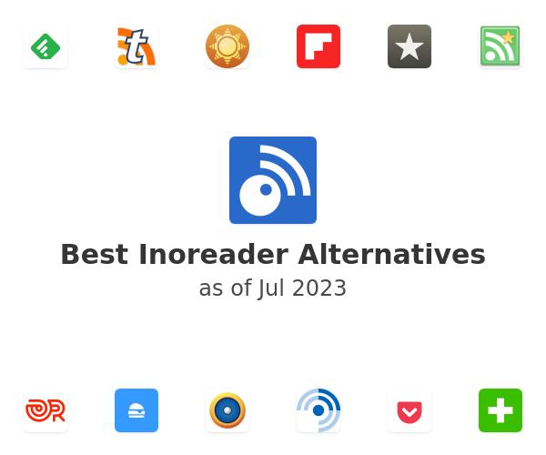 Best Inoreader Alternatives