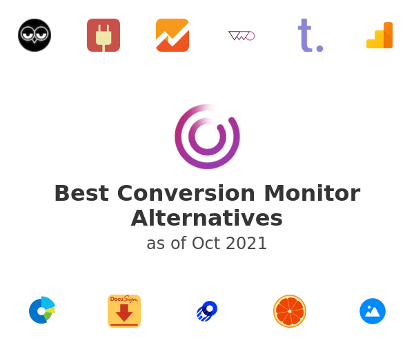 Best Conversion Monitor Alternatives