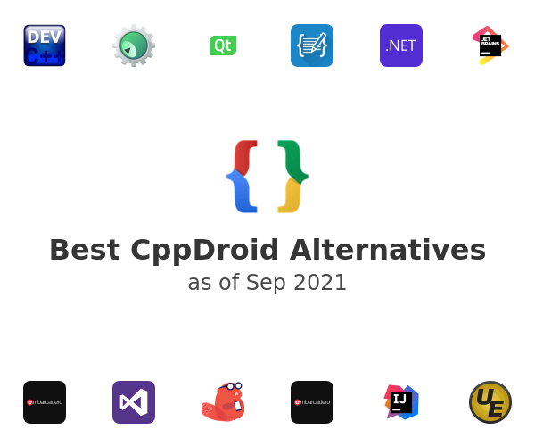 Best CppDroid Alternatives
