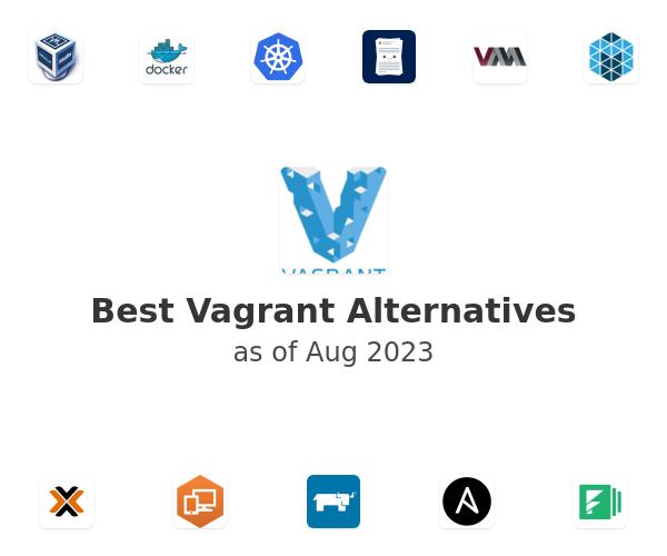 Best Vagrant Alternatives