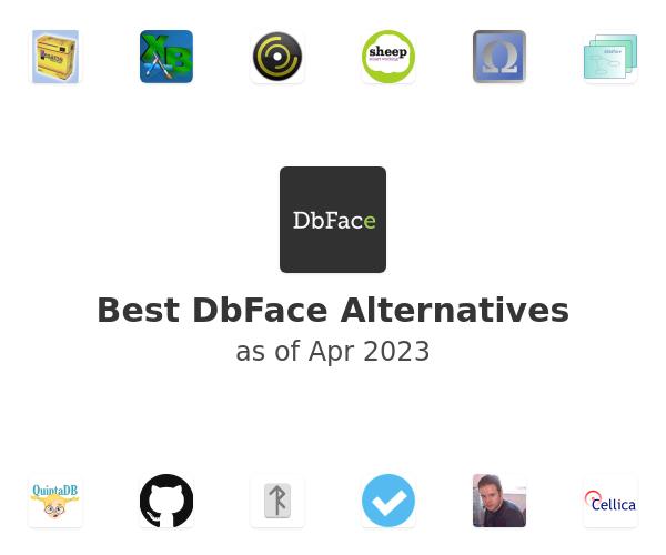 Best DbFace Alternatives