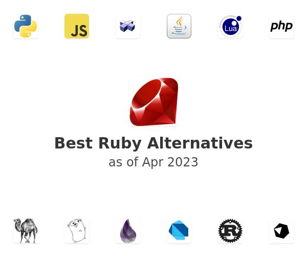 Best Ruby Alternatives