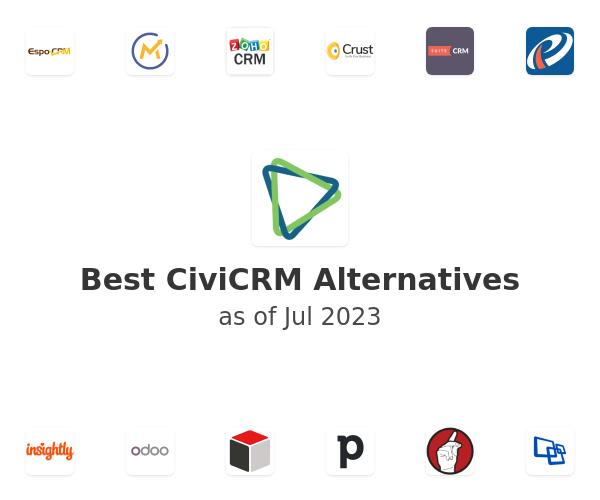 Best CiviCRM Alternatives