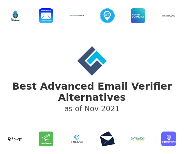 Best Advanced Email Verifier Alternatives