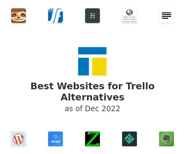 Best Websites for Trello Alternatives