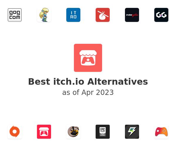 Best itch.io Alternatives