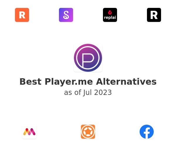 Best Player.me Alternatives