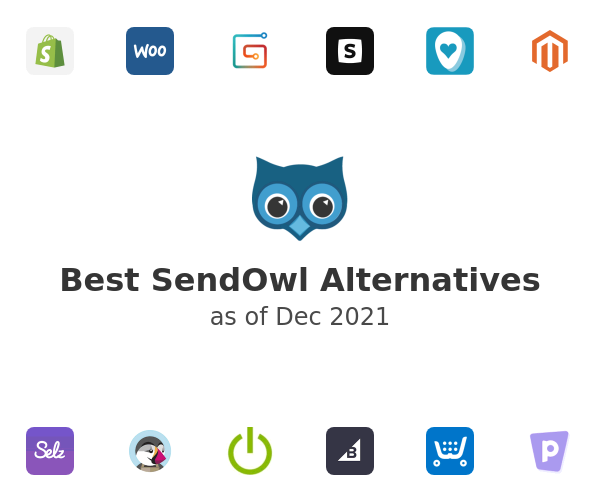 Best SendOwl Alternatives