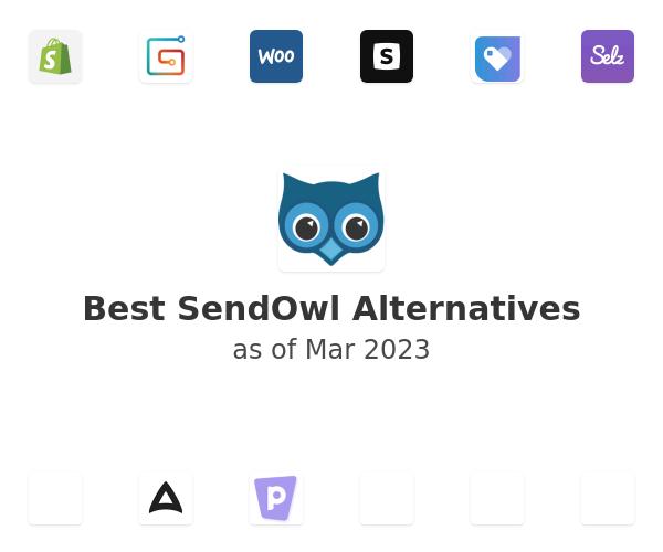 Best SendOwl Alternatives