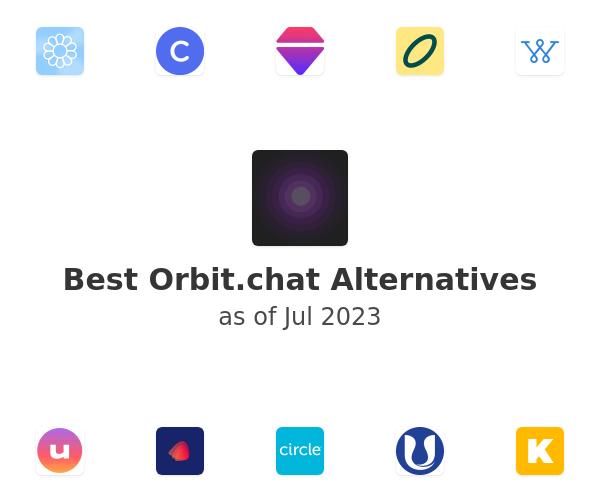 Best Orbit.chat Alternatives
