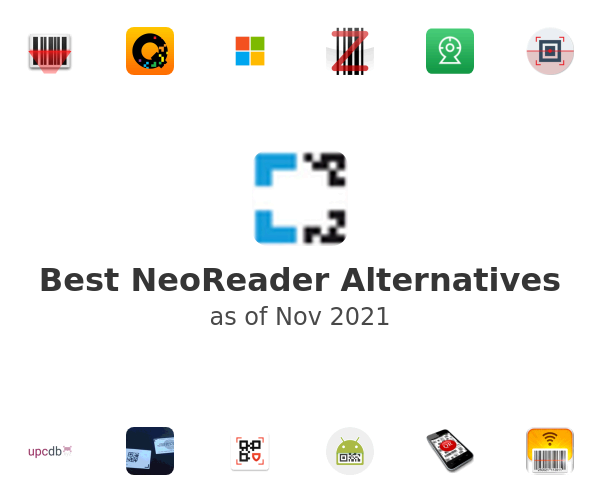 Best NeoReader Alternatives