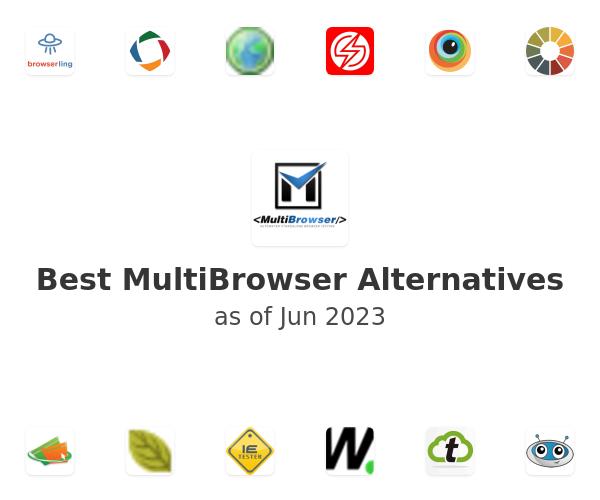 Best MultiBrowser Alternatives